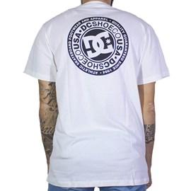 Camiseta Dc Shoes Thomhill Snow Branca