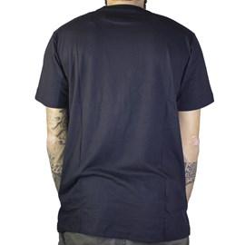 Camiseta Dc Shoes Vertical Surface Preto