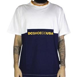 Camiseta Dc Shoes Waumbeck Azul Marinho