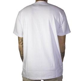 Camiseta Dc Shoes Wepma 2 Branco