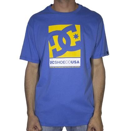 Camiseta Dc Shoes Wilin Azul
