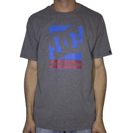 Camiseta Dc Shoes Wilin Cinza