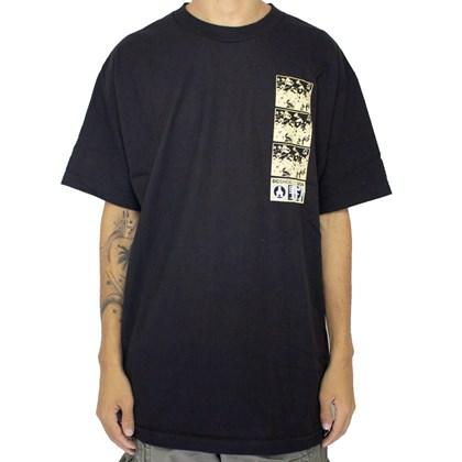 Camiseta Dc Shoes X Arcade Shitfight Black