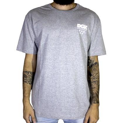 Camiseta Dgk All Star Cinza