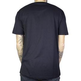 Camiseta Dgk Bones Ptm-1423 Preta
