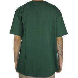 Camiseta Dgk Cherubs Ptm1692 Forest Green