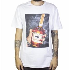 Camiseta Dgk Henny Branca