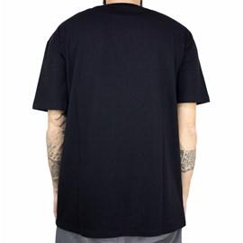 Camiseta Dgk Hooligan Black PTM1955