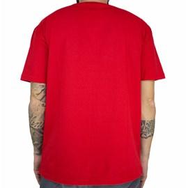 Camiseta Dgk Hooligan Red PTM-1955