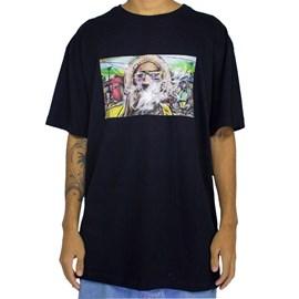 Camiseta Dgk Irie Black PTM2199