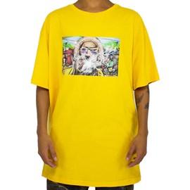 Camiseta Dgk Irie Gold PTM2199
