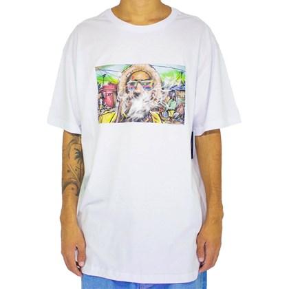 Camiseta Dgk Irie White PTM2199