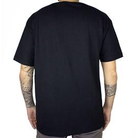 Camiseta Dgk Our Block Black PTM1960