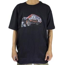 Camiseta Dgk Shine Ptm1705 Black