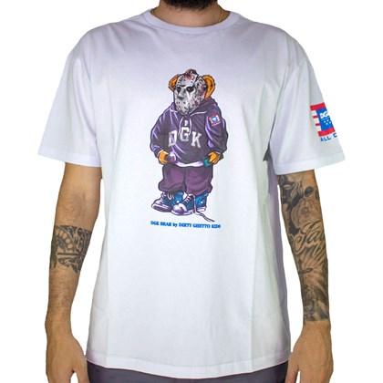 Camiseta Dgk The Plug PTM1995 White