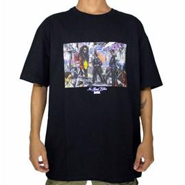 Camiseta Dgk Trenchtown Black PTM-1982