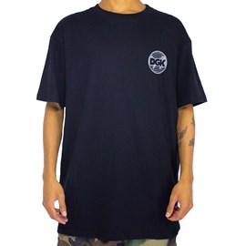 Camiseta Dgk Worldwide Black I21DGC07