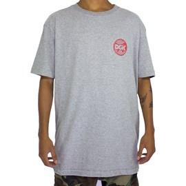 Camiseta Dgk Worldwide Grey I21DGC07