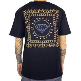 Camiseta Diamond Chain Black B20DMPA013