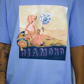 Camiseta Diamond Goddless Power Blue C20DMPA014