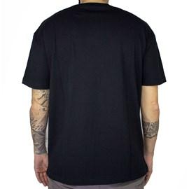 Camiseta Diamond Lotus Box Sign Black A20DMPA016