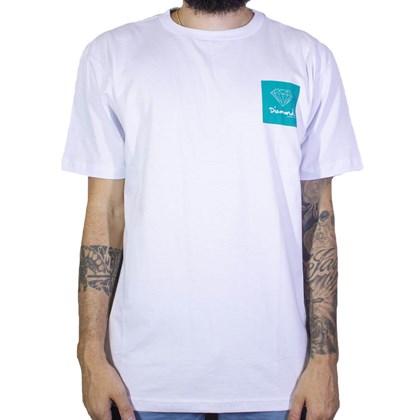 Camiseta Diamond Mini Og Branca B19dmpa007