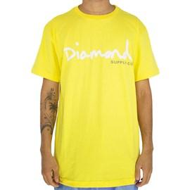 Camiseta Diamond Og Script Banana Z15DPA01
