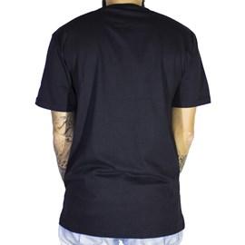 Camiseta Diamond Rose Black