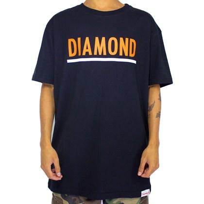 Camiseta Diamond Team Black D20DMPA009
