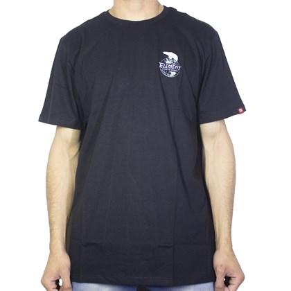Camiseta Element Arctic Preta