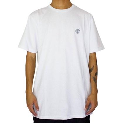 Camiseta Element Basic Crew Branco