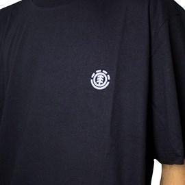 Camiseta Element Basic Crew Preto