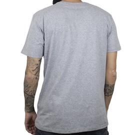 Camiseta Element Blazin Chest Cinza