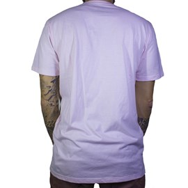 Camiseta Element Blazin Rosa Claro