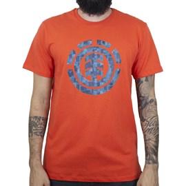 Camiseta Element Boro Laranja