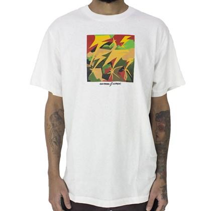 Camiseta Element Brainstorm Optic White