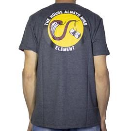 Camiseta Element Casino Cinza