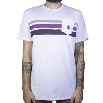 Camiseta Element Dawn Branco