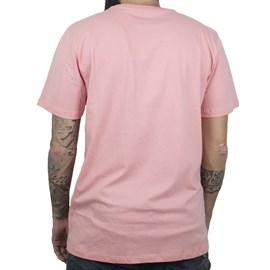 Camiseta Element Four Season Salmão