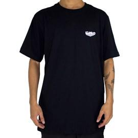 Camiseta Element Gibson Preto
