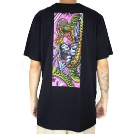 Camiseta Element Hathor Snake Preto