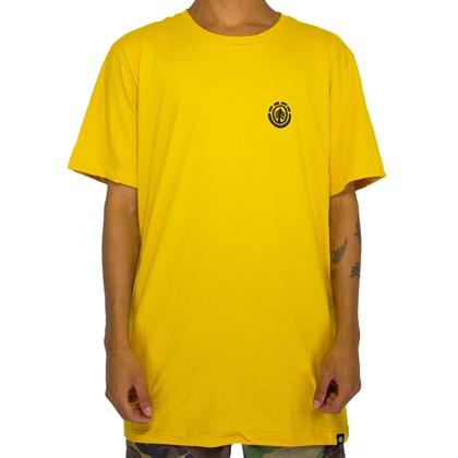 Camiseta Element Kinwood Amarelo