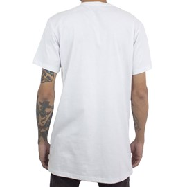 Camiseta Element Leopard Block Icon Branco