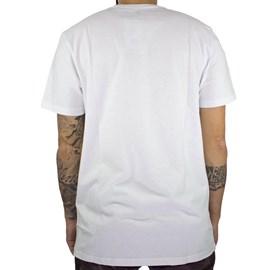 Camiseta Element Logo Basic Branco