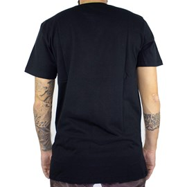 Camiseta Element Logo Basic Preto