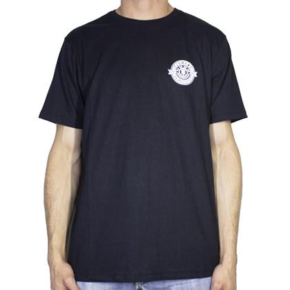 Camiseta Element Medallian Preto