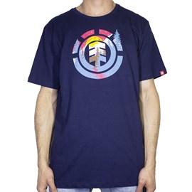 Camiseta Element Moon Icon Azul Marinho