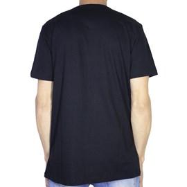 Camiseta Element Multi Icon Preta