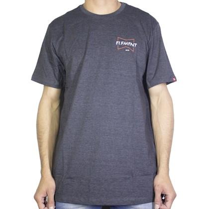 Camiseta Element Neon Cinza