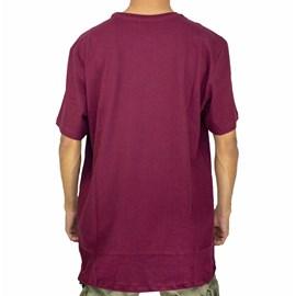 Camiseta Element Pallete Vinho
